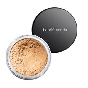 Bareminerals Loose Mineral Eye Color - True Gold